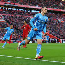 Phil Foden adds glorious grace note as Anfield hosts a paean to football    Premier League