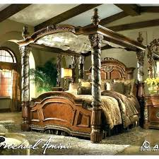 Canopy Bed Frames King Canopy Beds King Size Canopy King Bed King ...