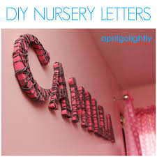 diy nursery decor wall art with wooden letters on wall art wooden letters with diy nursery decor wall art with wooden letters lullaby paints