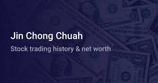 Jin Chong Chuah Net Worth (2021) | wallmine