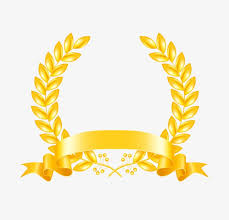 gold ribbon border gold ribbon gold ribbons borders png image and clipart for free