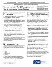 Spanish Language Vaccine Information Statements
