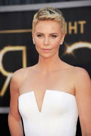 Charlize Theron Short Hair Style charlize theron short hair 2015 3506 by wearticles.com