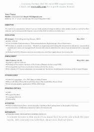 Sample Resume Titles Best Resume Titles Lovely A Good Resume Title Best Resume