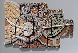 outdoor wall decor ceramic trellischicago throughout most up to date outdoor wall sculpture art  on outdoor wall art ceramic with gallery of outdoor wall sculpture art view 3 of 20 photos