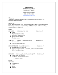 Resume With No Job Experience How To Write A Resume With No Job Experience