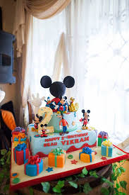 Mickey Mouse Clubhouse 2nd Birthday Invitations Karas Party Ideas Mickey Mouse Clubhouse Birthday Party