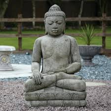 large garden buddha statue statue border stoneware throughout large garden ideas big buddha garden statues
