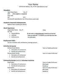 Achievement Resume Examples Achievements In Resume Sample