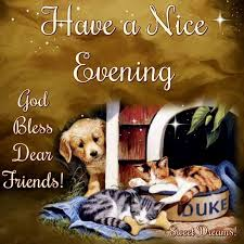 Have A Nice Evening Good Night And... - Star bright angels | Facebook
