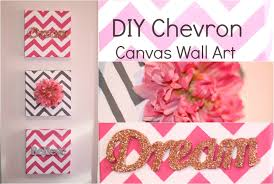 >diy chevron canvas wall art youtube youtube premium