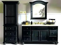 bathroom cabinets black black cabinet bathroom bathroom black cabinet bathroom cabinets black bathroom cabinet paint small bathroom cabinets black