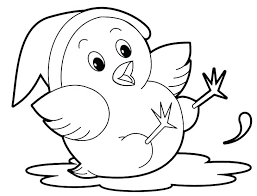 Cute Coloring Pages Of Baby Animals Cute Animal Coloring Pages