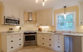 Corner Cooktop Designs White Cabinet Kitchen Corner Range Stainless Appliances