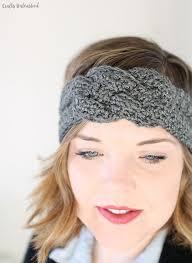 Crochet Headband Pattern Classy Crochet Headbands Enhance Your Little Girl's Outfit YishiFashion