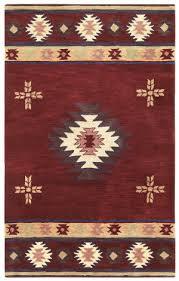 rizzy southwest su 2009 burdy area rug