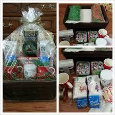 homemade starbucks gift basket