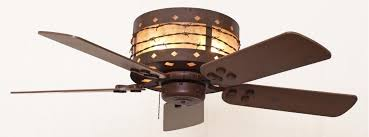 rustic hugger ceiling fans. Modren Hugger Copper Canyon Old Forge Ceiling Hugger Fan Barbed Wire And Windows Real  Barbed Wire On Rustic Fans Lighting By Kiva