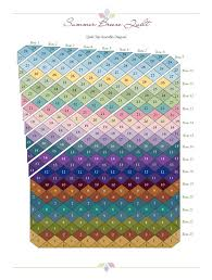 Sweet 'N Sassy Templates™ Diamond Quilts & Diamond Quilts · Diagram from book Adamdwight.com