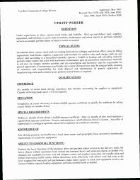 Heavy Equipment Operator Resume Beautiful Templates Forklift With
