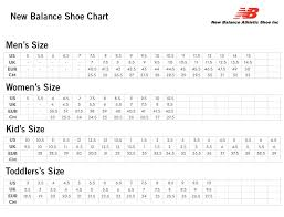 New Balance Childrens Size Chart Cheap New Balance Size Chart Free Shipping For Worldwide