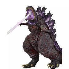 GL Godzilla-12 หัวไปหางวาด-อะตอมการระเบิดใหม่ก็อตซิลล่า-neca