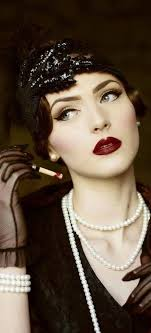 1920s gatsby makeup inspiration