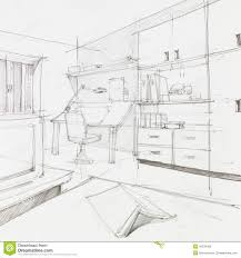 Graphy Bedroom Graphic Sketch Bedroom Stock Photos Images Pictures 461 Images
