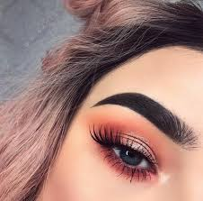 morphe bae of the day bringing you up close and personal to this gorgeous makeup look she dipped into her palette star luxury pressed pigment