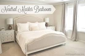 Neutral Master Bedroom Master Bedroom Progress In 2016 Healthy Wealthy Diys
