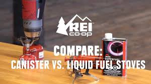 Backpacking Stoves How To Choose The Best Rei Expert Advice