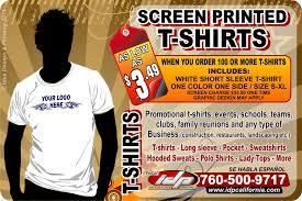 Discount Flyer Printing Screen Printing Idp