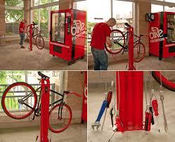 Bicycle Vending Machine Magnificent Bicycle SelfRepair Vending Machines Core48