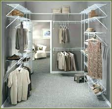metal rack closet organizers organizer systems inside decorations 1