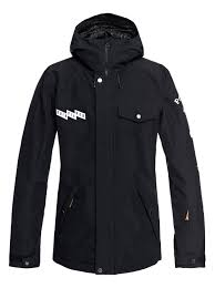 In The Hood Snow Jacket Eqytj03183 Quiksilver