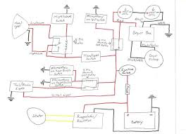 please review my wiring plan norton commando classic motorcycles please review my wiring plan