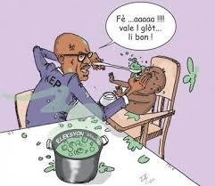Résultats de recherche d'images pour «caricatures opont cep haiti»