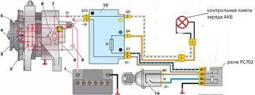 Как проверить реле контрольной лампы заряда аккумуляторной батареи  Вязаныеженские шапки