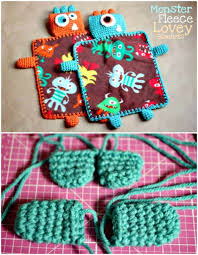 Free Crochet Lovey Pattern Unique 48 Free Crochet Lovey Patterns For Your Cute Baby DIY Crafts