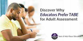 Adult basic education assessment tools