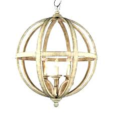 gilded white orb chandelier company glass distressed white