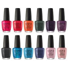 Opi Nail Lacquer Scotland Collection Fall 2019 All 12 Colors 15ml 0 5oz Each