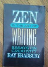 ray bradbury signed books  ray bradbury book signed zen in the art of writing essays on creativity