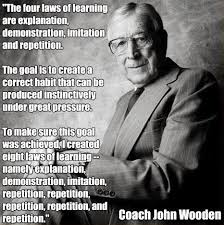 John Wooden Leadership Quotes Gorgeous John Wooden Leadership Quotes Endearing 48 John Wooden Quotes On