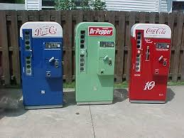 Dr Pepper Vending Machines Cool American VMC Vendo 48 Pepsi Coke Dr Pepper Machine Professional