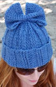 Easy Knit Hat Pattern Straight Needles Enchanting 48 Straight Needle Knitting Patterns You Need AllFreeKnitting