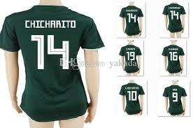 Chicharito Womens O Soccer Jerseys vela C Shirts 14 Wear 11 Jerseys 18-19 Mexico 19 peralta Women Thai customized J Quality hernandez efcdedfabacbc|Who's The Large Receiver Du Jour?