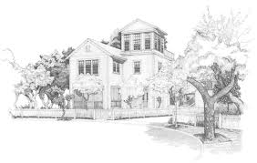architectural house drawing. Simple House Architecture House Drawing Architectural Drawing Y U For O