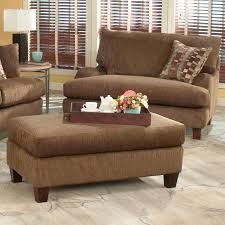 Living Room Chair And Ottoman Set 1750 Extra Wide Snuggler Chair And Ottoman Set For Exceptional
