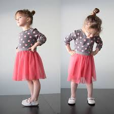 Dress Patterns For Toddlers Beauteous The Ballet Dress A Simple Girls Sewing Tutorial It's Always Autumn